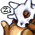 Sleeping Cubone Avatar by ShibuyaCrow