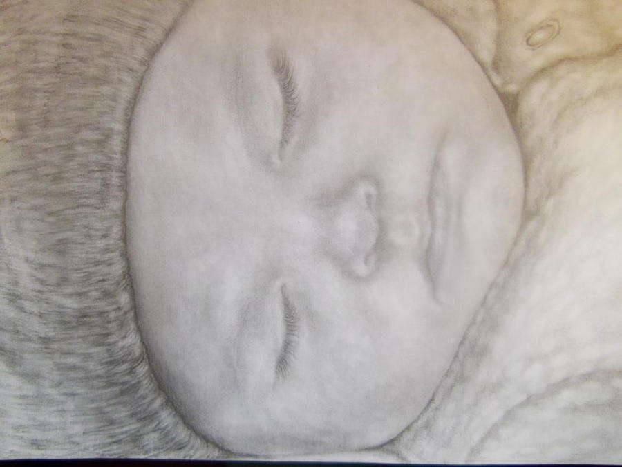 Baby portrait 4 by TobyJo