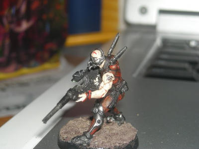 warhammer 40k blood pact snipe by metalipunk