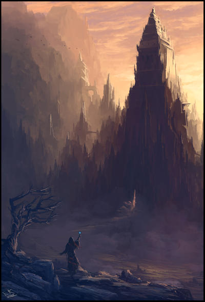 The Return by eeliskyttanen