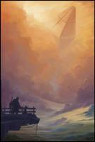 The Arrival by eeliskyttanen