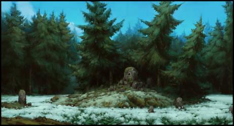 Black Forest by eeliskyttanen