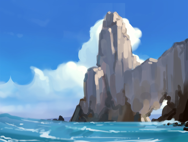 Landscape B by eeliskyttanen