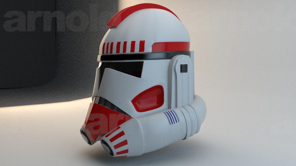 star wars clone trooper phase 2 helmet by emojames07 on