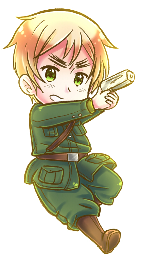 Hetalia: England in action! by NessieMcCormick