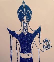 Jafar, Grand Vizier