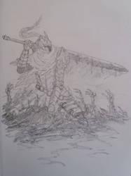 Knight Artorias the Abysswalker