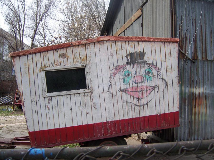 Circus Caravan by andyskotsko