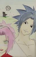 Don't go sasuke by nakallo