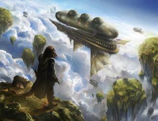 Skyview by preciteran