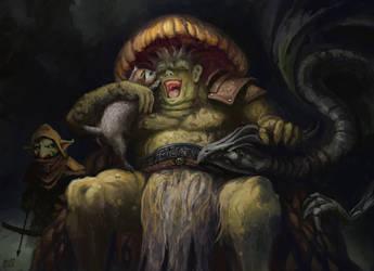 The Great King Turvonnene
