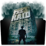 The Raid Redemption 2011 Movie Folder Icon