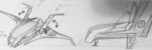 Jaeger - Planning Sketches