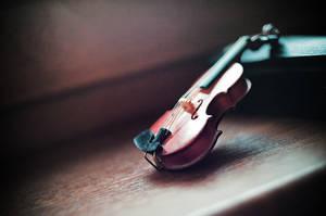 Le violon by bittersweetvenom