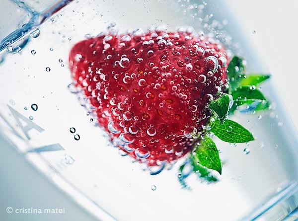 Strawberry I by bittersweetvenom