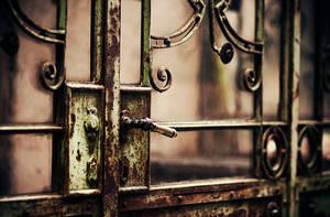 The Gate by bittersweetvenom