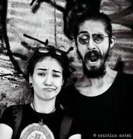 The Weirdos IV by bittersweetvenom