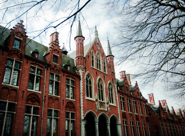 In Bruges I by bittersweetvenom