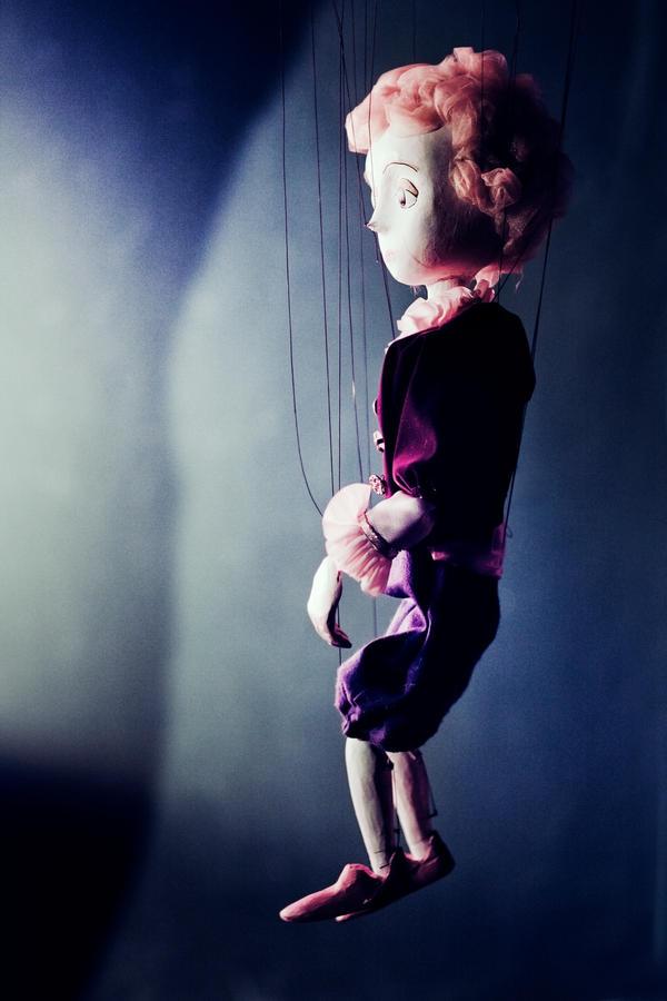 Master Puppeteer by bittersweetvenom