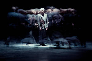 Choreography by bittersweetvenom