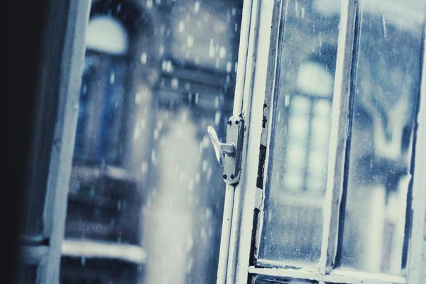The Secret Window by bittersweetvenom