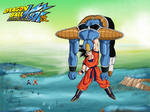 Goku Defeats Burter