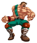 Mike Haggar.