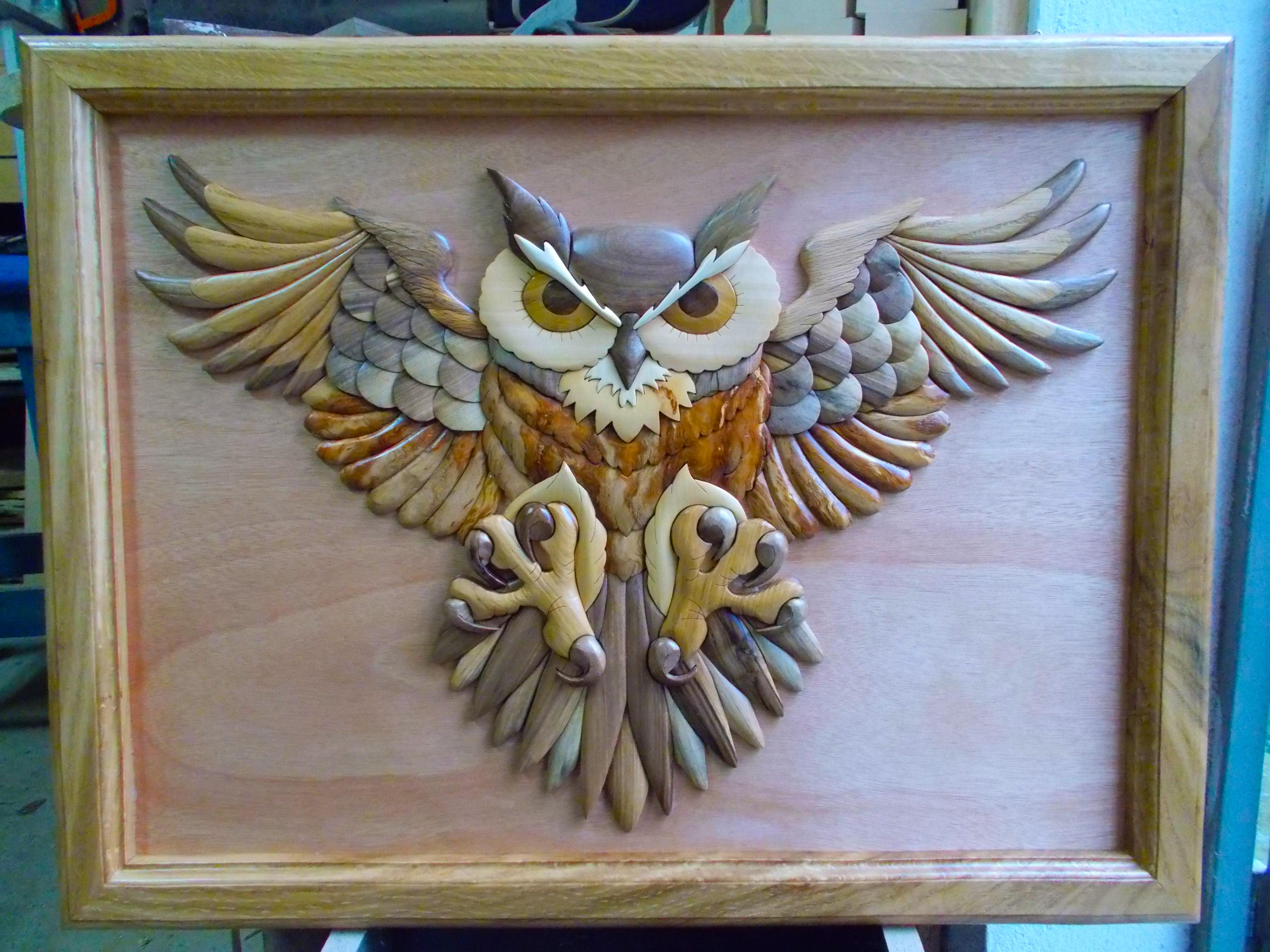 Owl by carkralj on deviantart