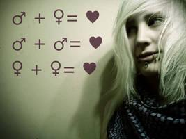 Love, always love. by AktaBilly