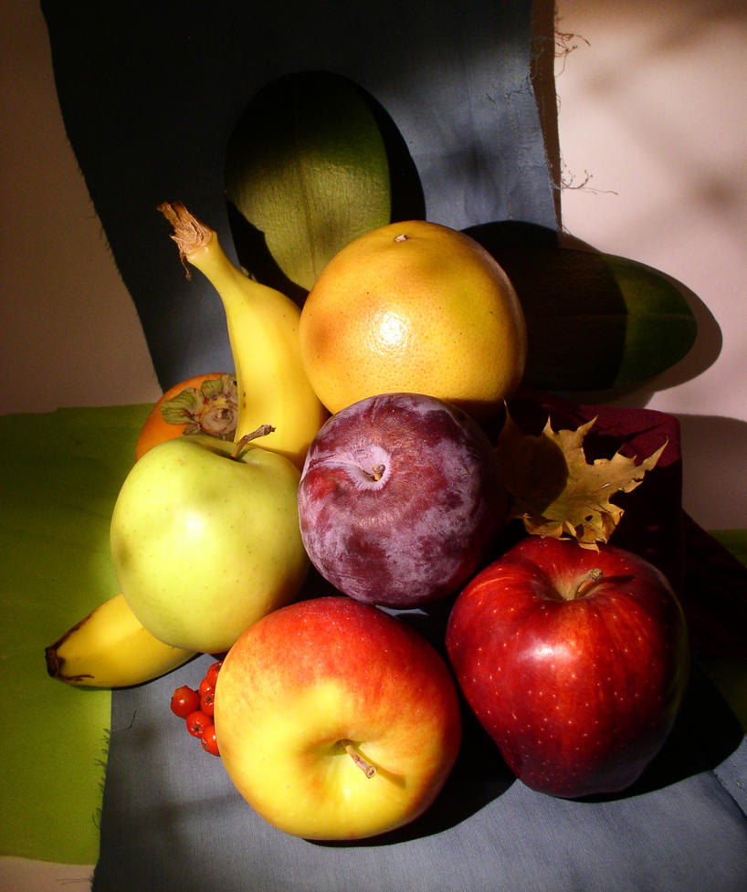 Fruits by SanStock
