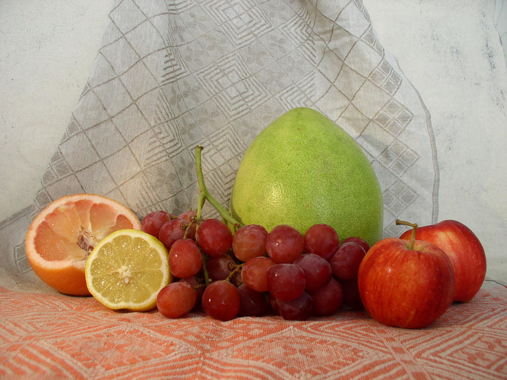 Fruit Composition 11 by SanStock