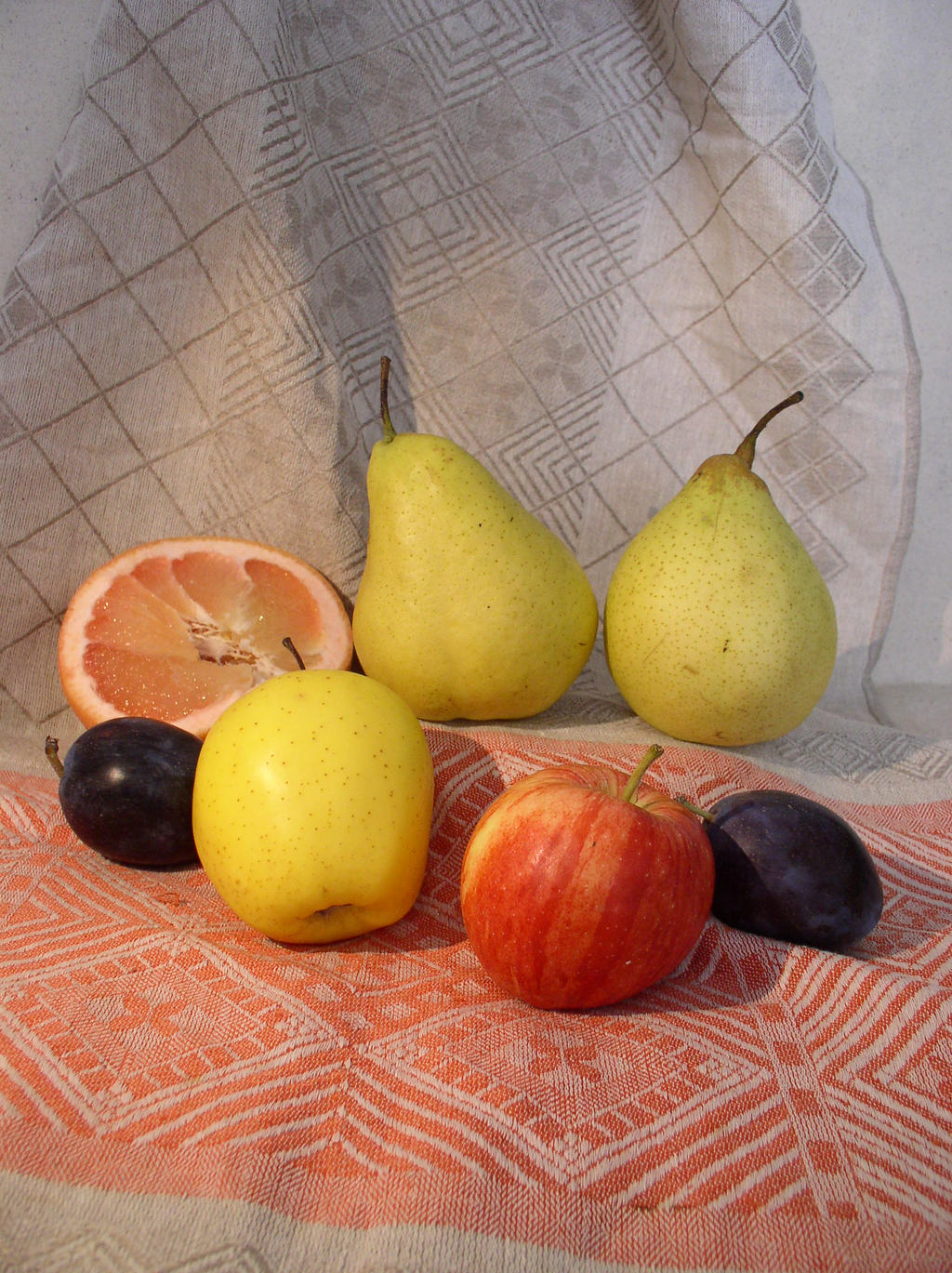 Fruit Composition 18 by SanStock