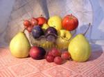 Fruit Composition 21