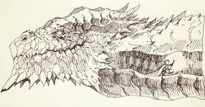 Recruitment: Dragon Intestine Cleaner by ashpwright