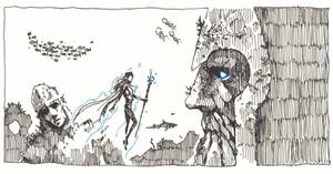 The Kingdom Underwater by ashpwright