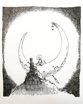 The Story of Moon by ashpwright