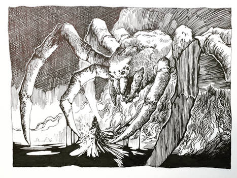 The Greed of Ungoliant