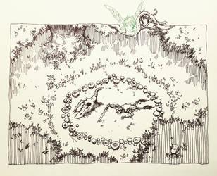 Fairy Ring by ashpwright