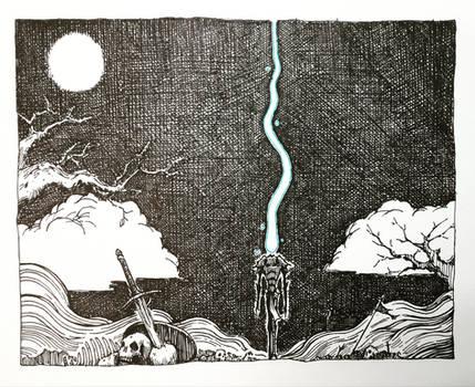 Dead Land by ashpwright