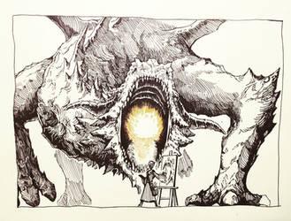 Great Artist by ashpwright