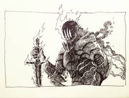 The Ash Knight