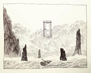 Strange Place by ashpwright