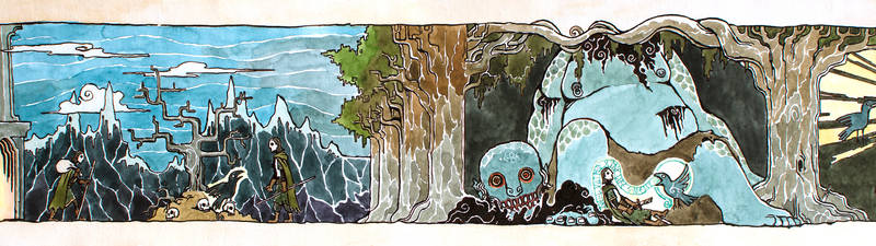 King's Tales 2 by ashpwright