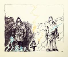 The Gods of Lightning