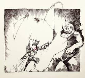 Swords Shooter