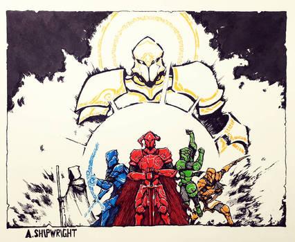 The Ranger Order of Power