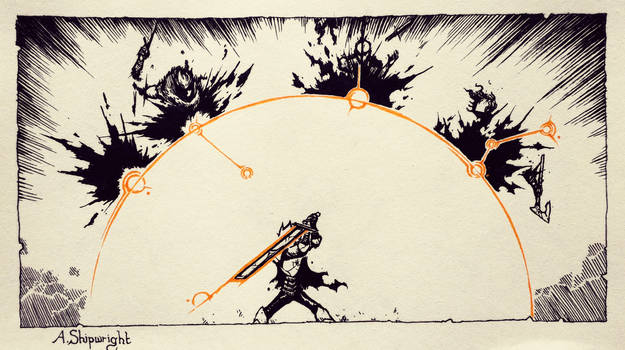 Constellation Swordsmanship