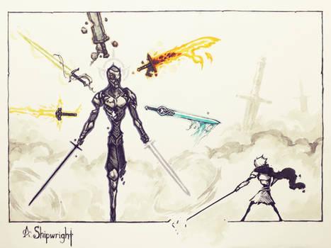 Battle of Swords