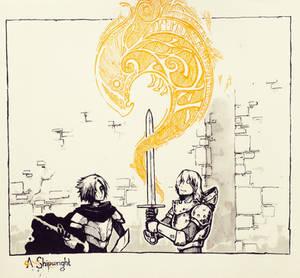Sword Parasite