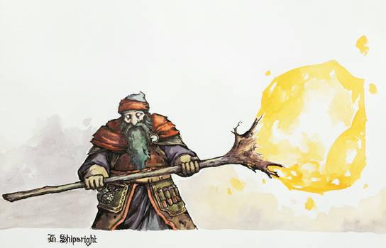 Strength Equals Magic